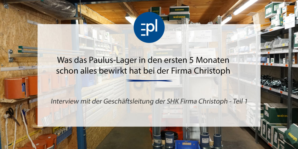 Blog Interview Christoph Teil 1