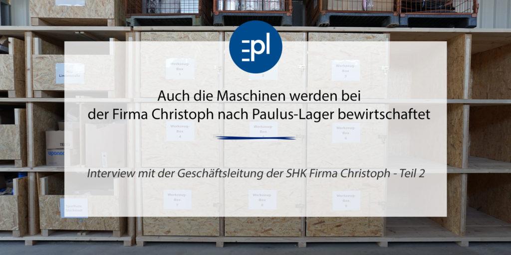 Blog Interview Christoph Teil 2